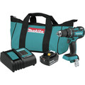 Factory Reconditioned Makita XFD061-R 18V LXT Lithium-Ion Brushless Compact 1/2 in. Cordless Drill Driver Kit (3 Ah) image number 0