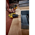 Dewalt DCD708C2 ATOMIC 20V MAX Brushless Compact 1/2 in. Cordless Drill Driver Kit (1.5 Ah) image number 6