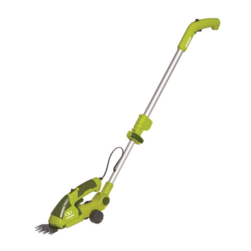 Sun Joe HJ605CC 2-in-1 7.2V Lithium-Ion Grass Shear/Hedge Trimmer with Extension Pole image number 0