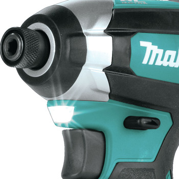 Makita XDT13Z 18V LXT Cordless Lithium-Ion Brushless Impact Driver (Tool Only) image number 3
