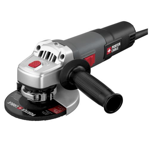 Porter-Cable PC60TAG Tradesman 4-1/2 in. Angle Grinder with One FREE Wheel
