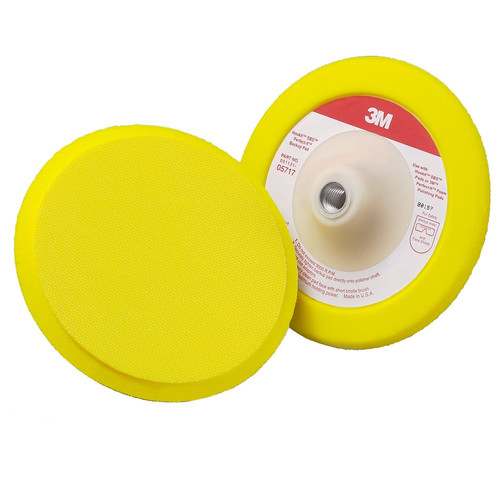 3M 5717 Hookit Backup Pad 7 in. image number 0