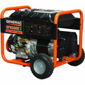 Factory Reconditioned Generac GP6500E GP6500E GP Series 6,500 Watt Portable Generator