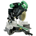 Factory Reconditioned Hitachi C12RSH2 12 in. Sliding Dual Compound Miter Saw with Laser Marker