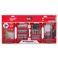 Milwaukee 48-32-4015 60-Piece Shockwave Impact Duty Driver Bit Set