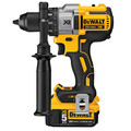 Dewalt DCK299P2 20V MAX XR Brushless Lithium-Ion Hammer Drill & Impact Driver Combo Kit image number 2
