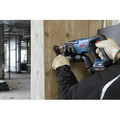 Bosch GBH18V-26DK15 18V EC Brushless SDS-Plus Bulldog 1 in. Rotary Hammer Kit with CORE18V 4.0 Ah Compact Battery image number 7