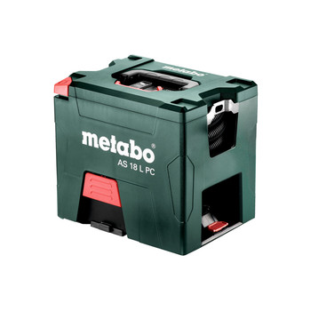 Metabo 602021860 18V Cordless HEPA Vacuum (Tool Only) image number 0
