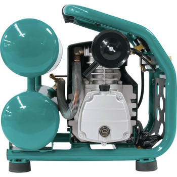 Factory Reconditioned Makita MAC2400-R 2.5 HP 4.2 Gallon Oil-Lube Air Compressor image number 2