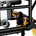 Factory Reconditioned Dewalt DWE7491RSR 10 in. 15 Amp Site-Pro Compact Jobsite Table Saw with Rolling Stand image number 6
