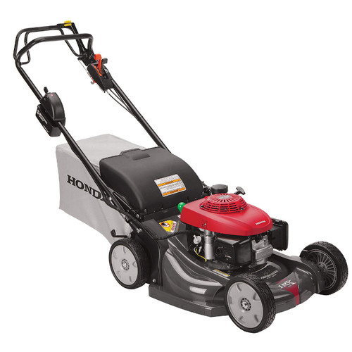 Honda HRX2175HZA 187cc Gas 21 in. 4-in-1 Versamow Smart Drive Self-Propelled Lawn Mower with Electric Start