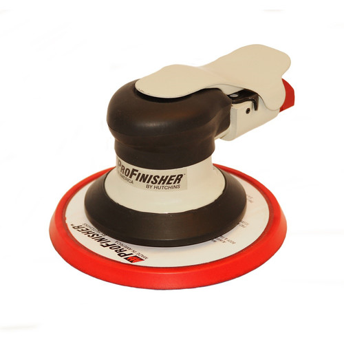 Hutchins 600-H ProFinisher 3/16 in. Offset 6 in. Hook Pad Random Orbital Palm Sander image number 0