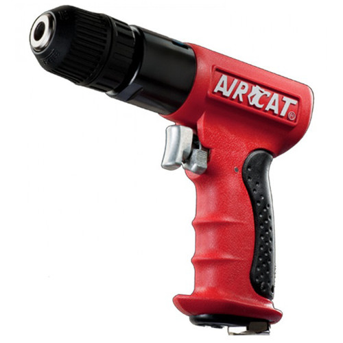 AIRCAT 4338 3/8 in. Composite Reversible Air Impact Drill image number 0