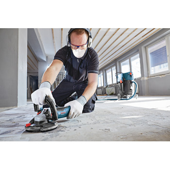 Bosch CSG15 5 in. Concrete Surfacing Grinder image number 1