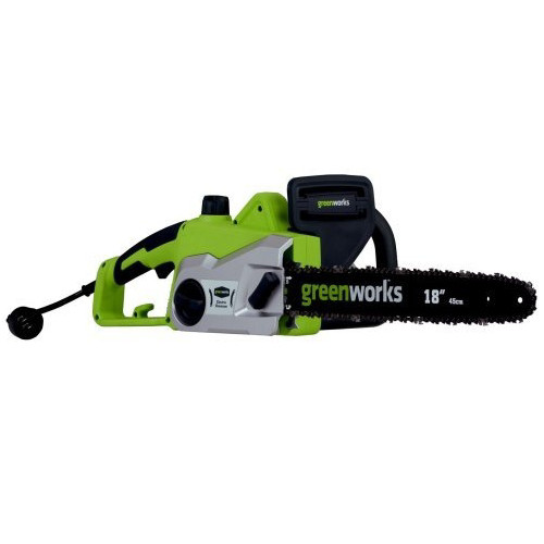 Greenworks 20332 14.5 Amp 18 in. Electric Chainsaw