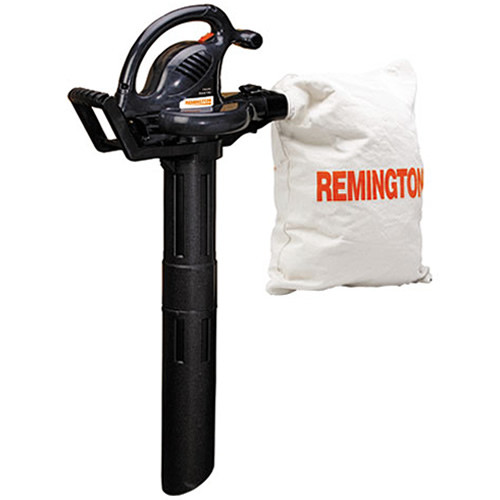 Remington RM193BVT 12 Amp Two Speed Electric Mulcher Blower Vac