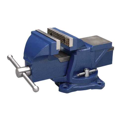 Wilton 11104 Bench Vise, 4 in. Jaw Width with 4 in. Jaw Opening