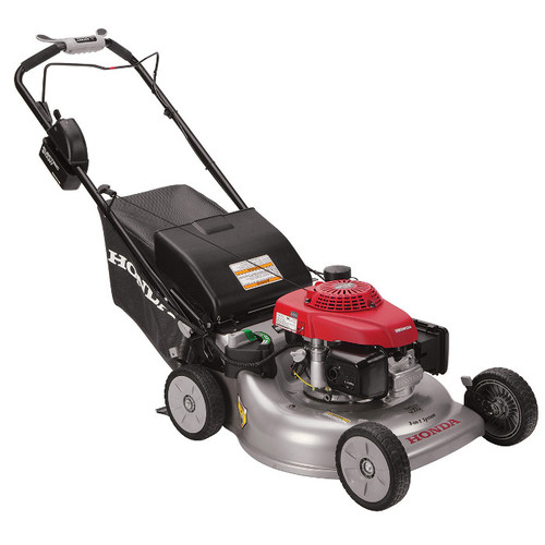 Honda HRR216VLA 160cc Gas 21 in. 3-in-1 Smart Drive Self-Propelled Lawn Mower with Electric Start