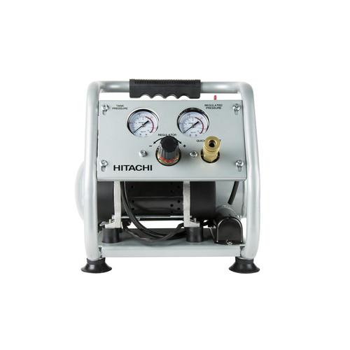 Hitachi EC28M | Ultra Quiet (59 DB) Oil-Free Portable 1-Gallon Air Compressor | Tyler Tool