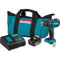 Makita XFD061 18V LXT 3.0 Ah Cordless Lithium-Ion Compact Brushless 1/2 in. Drill Driver Kit