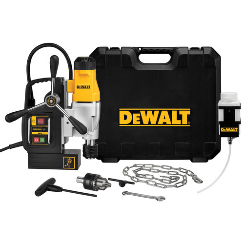 Dewalt DWE1622K 10.0 Amp 2-Speed 2 in. Magnetic Drill Press image number 0
