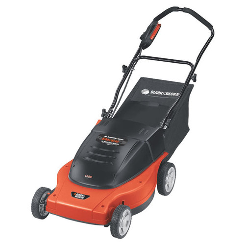Factory Reconditioned Black & Decker MM875R 12 Amp 19 in. 3-in-1 LAWNHOG Electric Lawn Mower