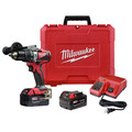 Milwaukee 2902-22 M18 Brushless 1/2 in. Hammer Drill Kit