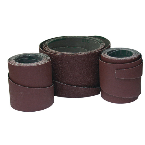 JET 60-25180 25 in. - 180G Ready-To-Wrap Sandpaper  (3 Pc) image number 0