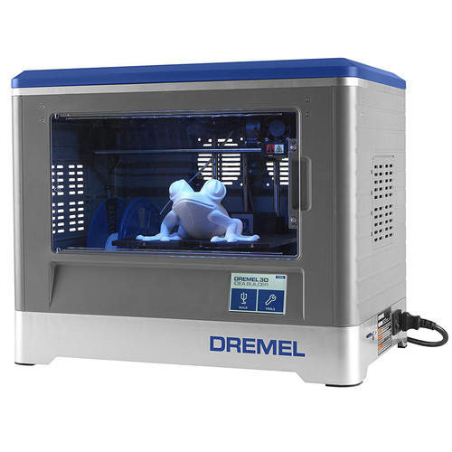 Factory Reconditioned Dremel 3D20-DR-RT Idea Builder 3D Printer with Full-Color Touchscreen