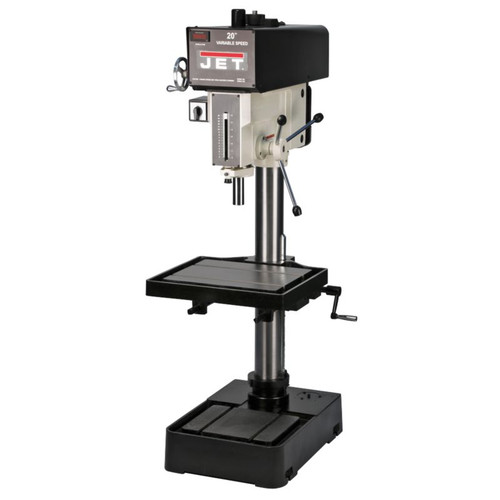 JET J-2221VS 20 in. 2 HP115/230V1-Phase Variable Speed Drill Press