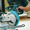 Makita LS1018 13 Amp 10 in. Dual Slide Compound Miter Saw image number 2