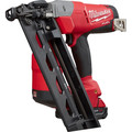 Milwaukee 2742-21CT M18 FUEL Cordless Lithium-Ion 16-Gauge Brushless Angled Finish Nailer Kit image number 2