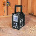 Factory Reconditioned Makita XRM06B-R 18V LXT Cordless Lithium-Ion Bluetooth Job Site Radio image number 8