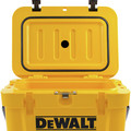 Dewalt DXC10QT 10 Quart Roto-Molded Insulated Lunch Box Cooler image number 2
