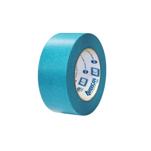 American Tape NOR 317 2 in. Aqua Mask Masking Tape image number 0