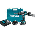 Factory Reconditioned Makita XPH07MB-R 18V LXT Lithium-Ion Brushless 1/2 in. Cordless Hammer Drill Driver Kit (4 Ah) image number 0