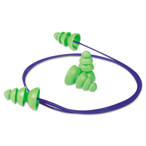 Moldex 6495 Comets Reusable Corded Earplugs image number 0