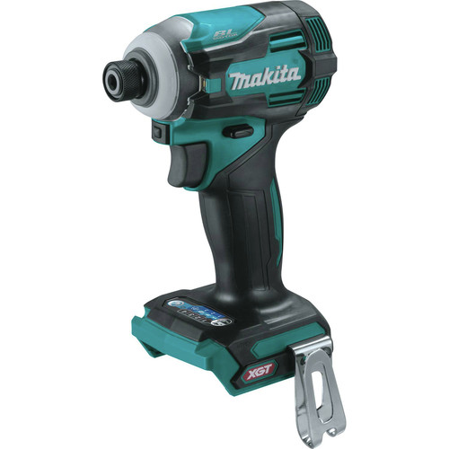 Makita GDT01Z 40V Max XGT Brushless Lithium-Ion Cordless 4-Speed Impact Driver (Tool Only) image number 0