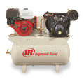Ingersoll Rand 2475F13GH 13 HP 30-Gallon Horizontal Air Compressor with Honda Engine