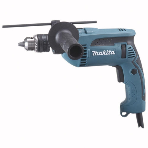 Factory Reconditioned Makita HP1640-R 6 Amp 0 - 2800 RPM Variable Speed 5/8 in. Corded Hammer Drill image number 0