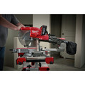 Milwaukee 2734-21 M18 FUEL Lithium-Ion Brushless Dual Bevel Sliding 10 in. Cordless Compound Miter Saw Kit (8 Ah) image number 8