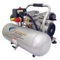 California Air Tools 2010ALFC 1 HP 2 Gallon Ultra Quiet Aluminum Tank Air Compressor