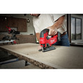 Milwaukee 2737-21 M18 FUEL D-Handle Jig Saw Kit image number 4