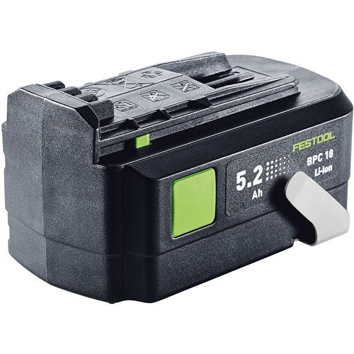 Festool 500531 18V 5.2 Ah Lithium-Ion Battery