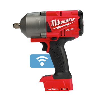 Milwaukee 2862-20 M18 FUEL with ONEKEY High Torque Impact Wrench 1/2 in. Pin Detent (Tool Only)