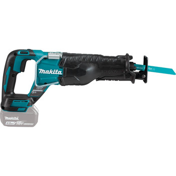 Makita XRJ05Z LXT 18V Cordless Lithium-Ion Brushless Reciprocating Saw (Tool Only) image number 4