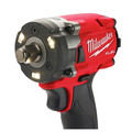 Milwaukee 2855-22 M18 FUEL Lithium-Ion Brushless Compact 1/2 in. Cordless Impact Wrench Kit with Friction Ring (5 Ah) image number 3