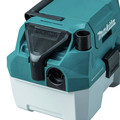 Makita XCV11Z 18V LXT Lithium-Ion Brushless 2 Gallon HEPA Filter Portable Wet/Dry Dust Extractor/Vacuum (Tool Only) image number 2