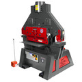 Edwards IW120-3P380-AC900 380V 3-Phase 120 Ton JAWS Ironworker with Hydraulic Accessory Pack