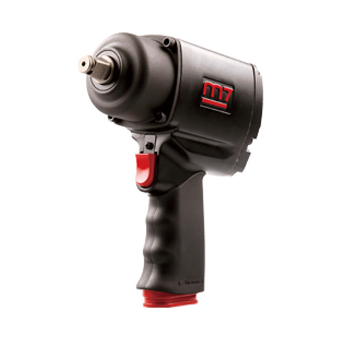 m7 Mighty Seven NC-4236Q 1/2 in. Drive Twin Hammer Air Impact Wrench